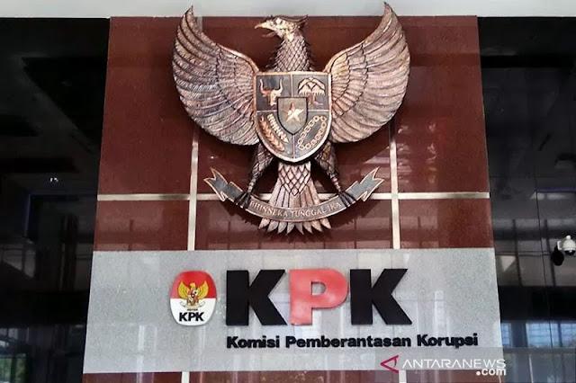 Capaian tengah tahun KPK berantas korupsi di tengah pandemi