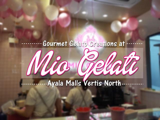 Mio Gelati Ayala Vertis North Launch