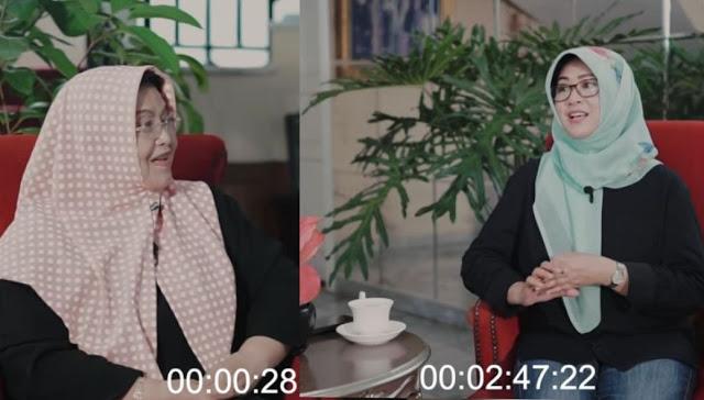 Siti Fadilah dan dr. Tifa Blak-blakan Vaksin Sinovac, Divaksin Dan Tidak Sama Saja