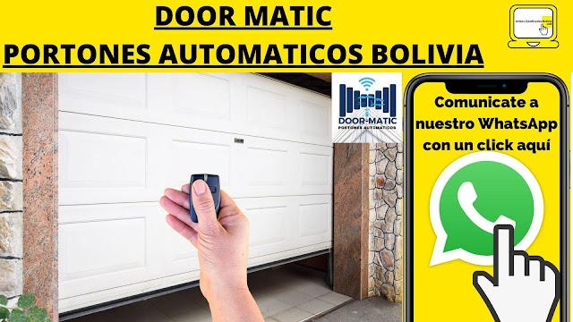 DOOR  MATIC PUERTAS AUTOMATICAS