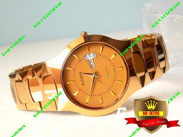 Đồng hồ Rado dây đá ceramic RD 1K2V6