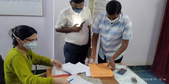 प्रशिक्षु आइएएस प्रीति ने महमदपुर के योजनाओं का किया जांच