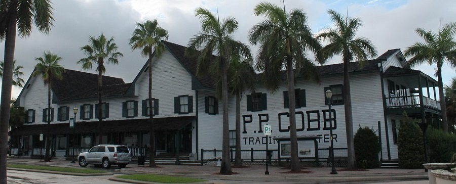 P. P. Cobb Trading Center en Ft Pierce