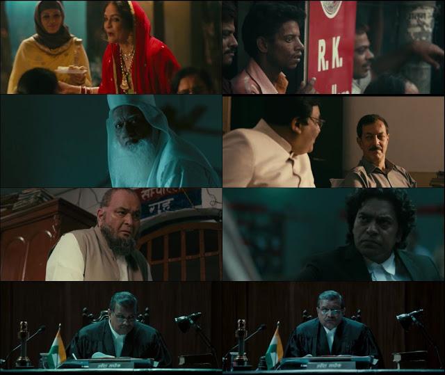 Mulk (2018) Hindi - 720p
