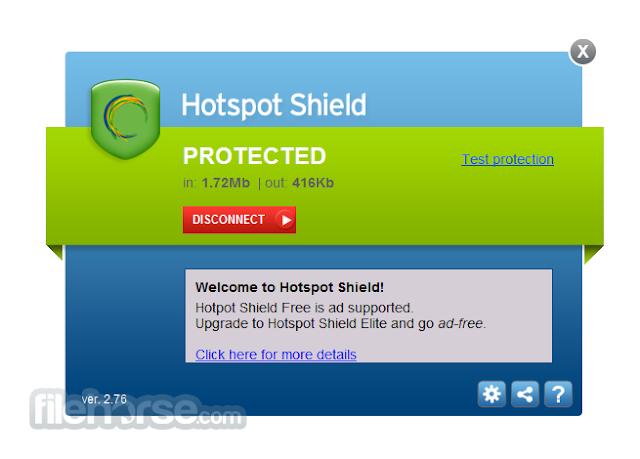 2017 Hot Spot Shield