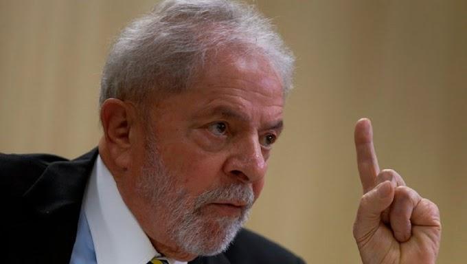 Lula critica decisão do Supremo e sai em defesa de Bolsonaro