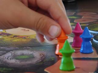 Zauberei hoch drei Kinderspiel