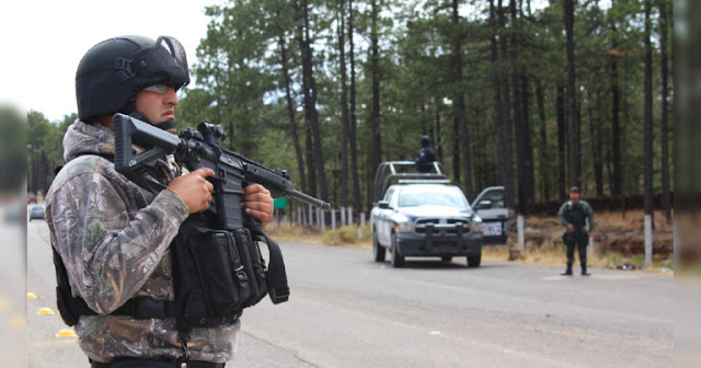 Tráiganse armas, estamos hasta la chin… estamos rodeados en el cerro Ministeriales en Chihuahua solicitado apoyo tras emboscada de Sicarios