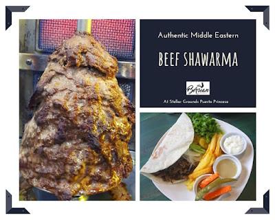 beef Shwarma