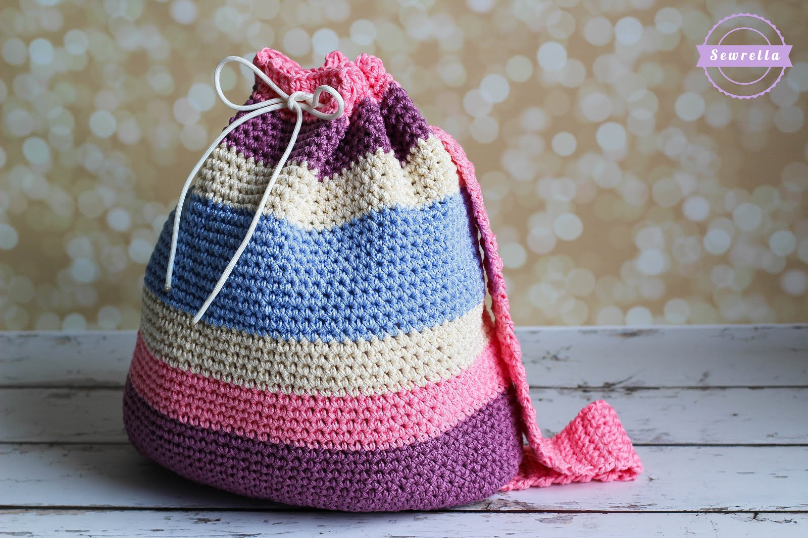 Free Crochet Backpack Tutorial | Crochet backpack, Crochet ... | 1067x1600