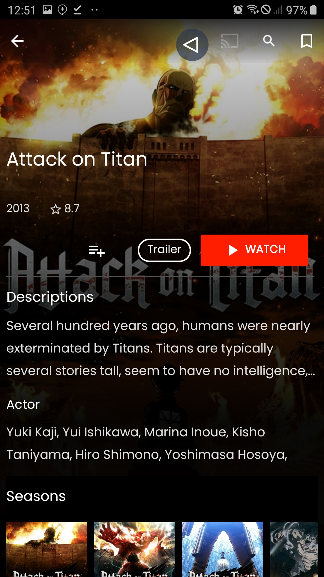 تحميل Nova Tv و إستمتع بمشاهدة اضخم مكتبة للأفلام و المسلسلات المترجمة