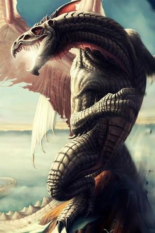 Dragon Wallpaper For Smartphone High Quality Dragon