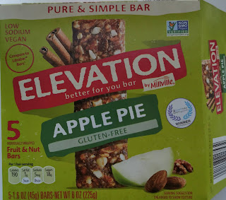 Box of Elevation by Millville Pure & Simple Apple Pie Bars