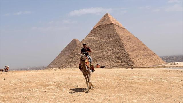 Descubren tumba histórica de hace 4000 años en Egipto