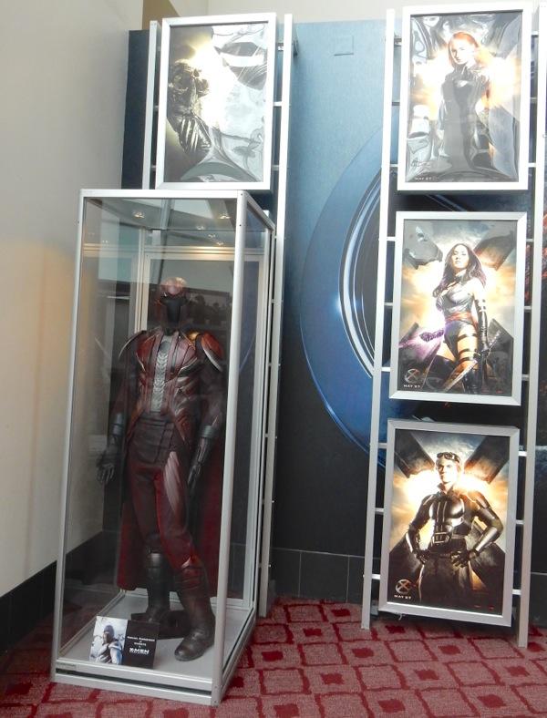 Michael Fassbender X-Men: Apocalypse Magneto costume