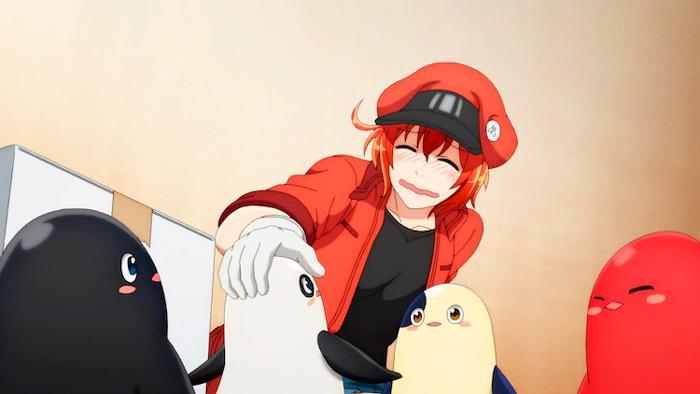 Tokubetsu Jouei-ban Hataraku Saibou!! Saikyou no Teki, Futatabi. Karada no Naka wa Chou Ousawagi! - Cells at Work! anime film