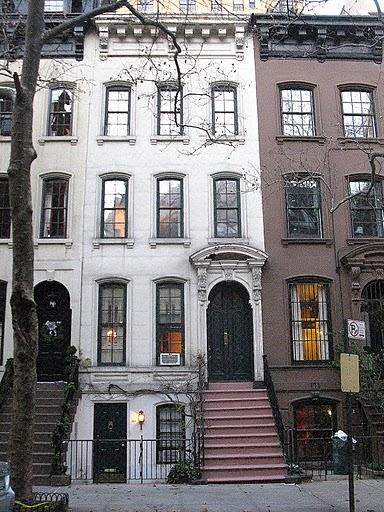 2011 Manhattan New York Trip: Daytonian In Manhattan: Social Tragedy And Cinematic