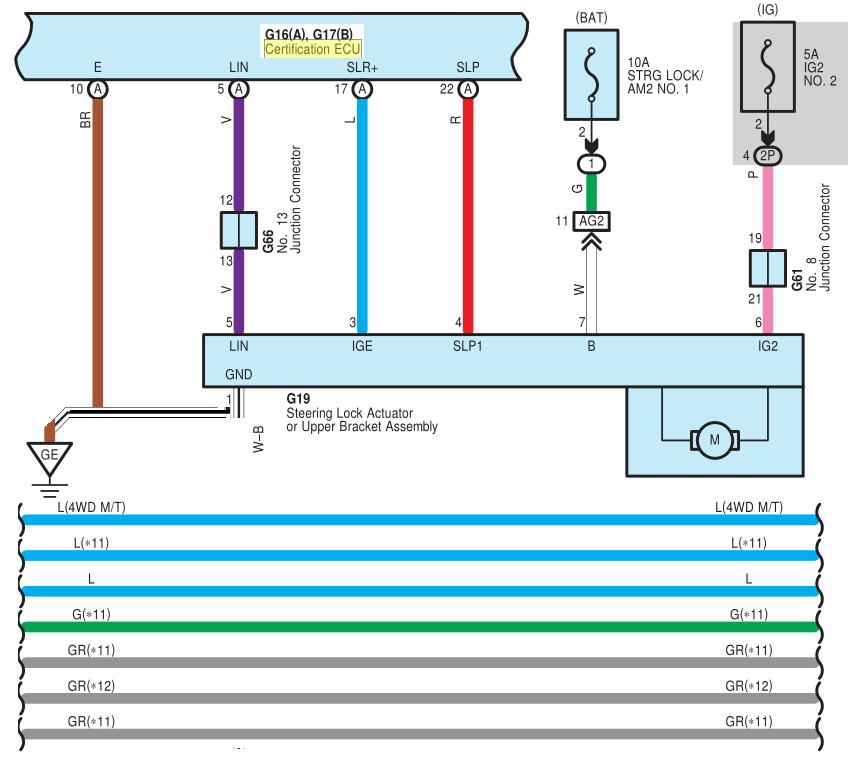 toyota hilux revo [ immobiliser system wiring]