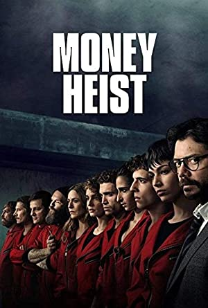 Download Money Heist Season 1 Complete BluRay 480p & 720p Batch Subtitle Indonesia