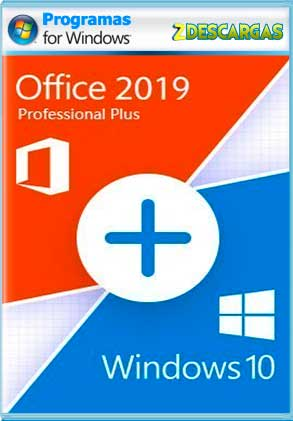 Windows 10 Pro + Office 2019 Full Español