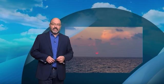 Αρναούτογλου: Καλοκαιρία με άνοδο της θερμοκρασίας μέχρι τις 23 - 24 Οκτωβρίου