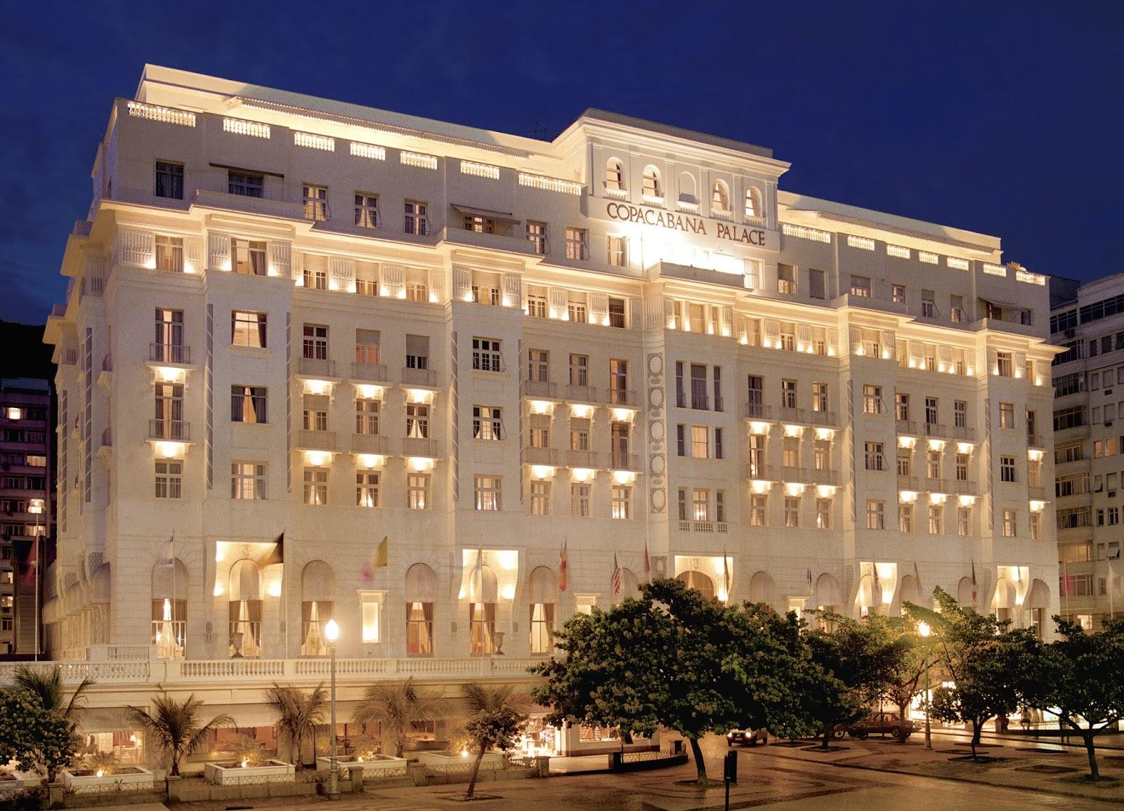 accab008b0991 Natal no Belmond Copacabana Palace