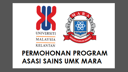 Program Asasi Sains UMK MARA 2017