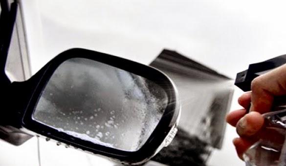 Tips Praktis Membersihkan dan Merawat Spion Mobil Kesayangan