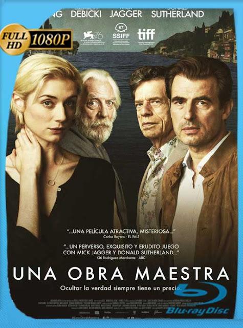 Una Obra Maestra (The Burnt Orange Heresy) (2020) HD [1080p] Latino [GoogleDrive] SilvestreHD