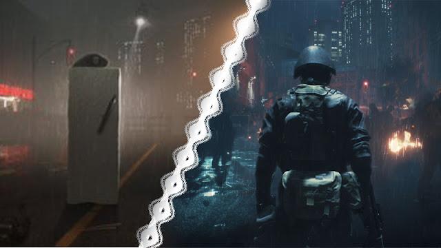 شخصية Hunk و Tofu موجودة في Resident Evil 2