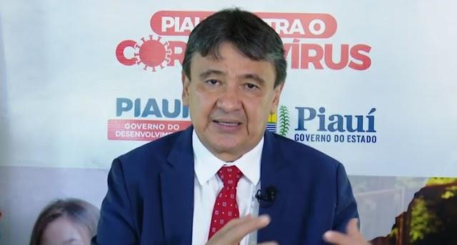 Wellington Dias afirma a chegada de 2 milhões de doses da vacina conta a covid-19 ainda em Janeiro