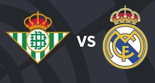 Resultado Betis vs Real Madrid liga 28-8-21