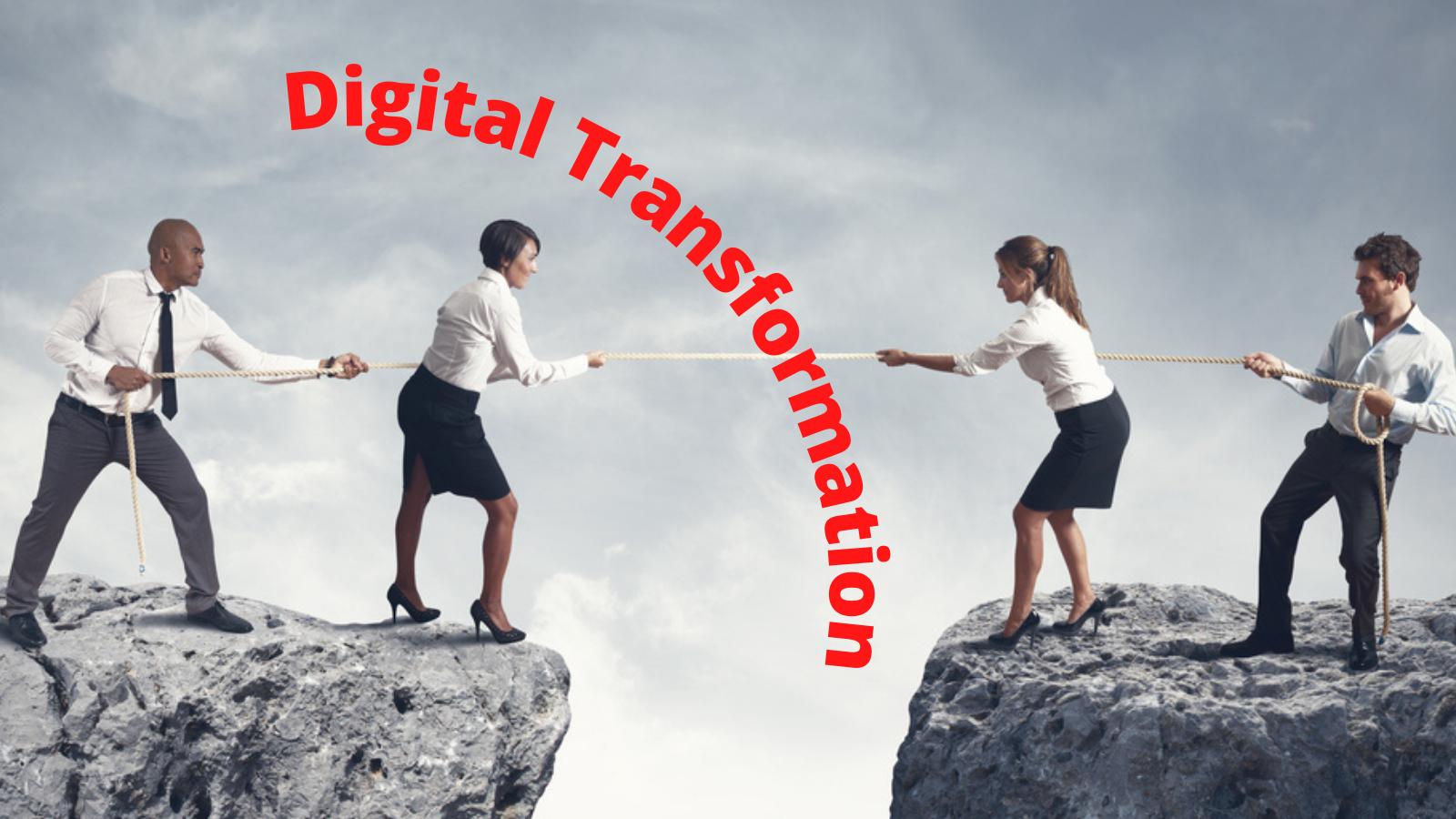 Silos Kill Digital Transformation - Isaac Sacolick