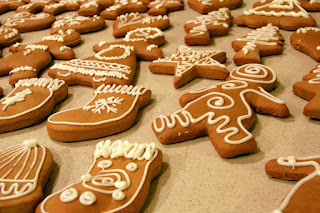 National Gingerbread Cookie Day