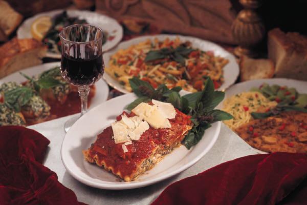 Food & Wine Blog: Italian Food And Wine