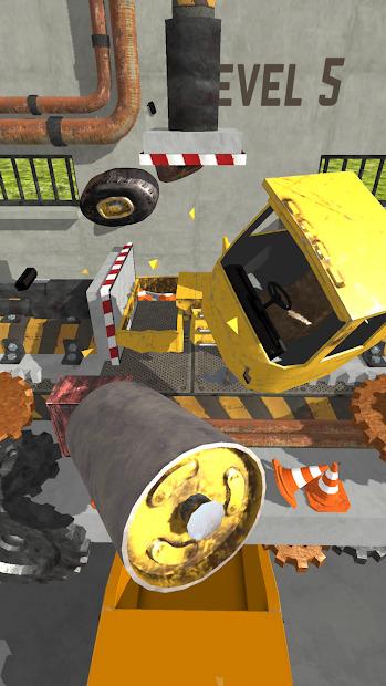 Car Crusher Hileli APK - Sınırsız Para Hileli APK