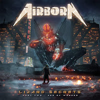"Ο δίσκος των Airborn ""Lizard Secrets: Part Two - Age of Wonder"""