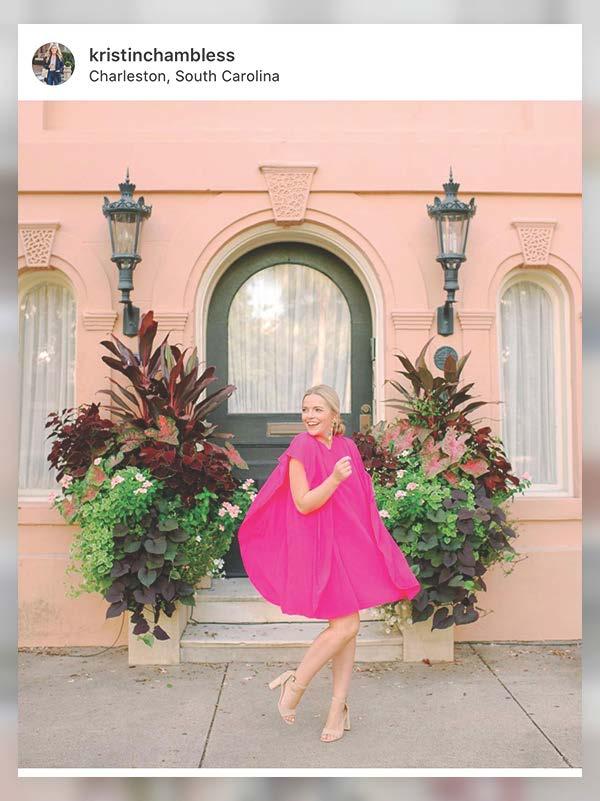 Charleston Blogger @kristinchambless - Chasing Cinderella