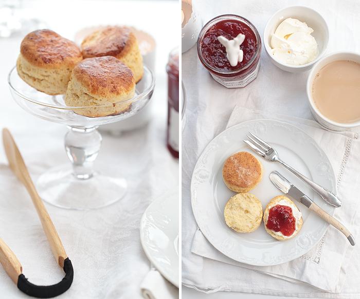 Tea Time: Mini-Scones | einfach und schnell gemacht
