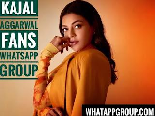 Kajal Aggarwal Fans WhatsApp Group Links