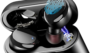 TOZO T6 Bluetooth Headphones Waterproof
