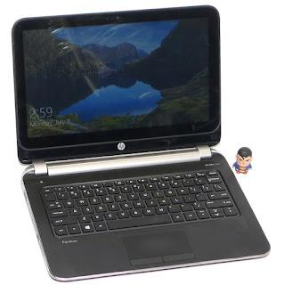 Laptop HP Pavilion TS 11 TouchScreen Second di Malang