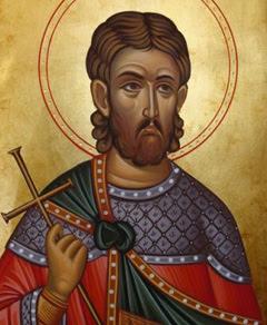 Ο Άγιος Υάκινθος