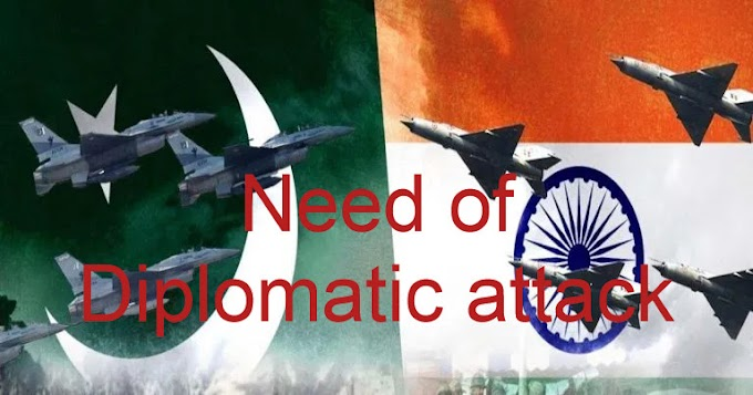 A diplomatic chance for Pakistan to knot India