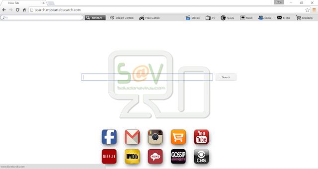 Search.mystartabsearch.com (Hijacker)