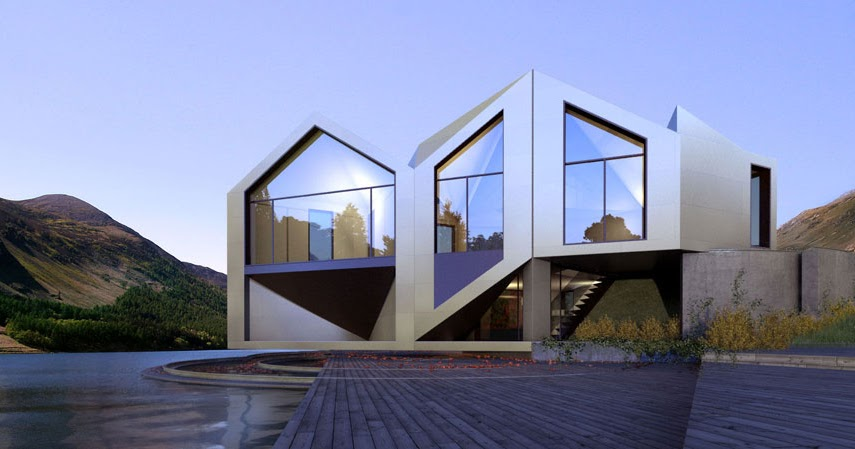 The d haus concept modular dynamic house transformer for Dynamic house
