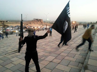 ISIS bombs Mosul mosque where it declared caliphate