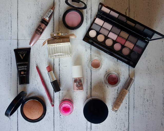 Valentines Day Makeup 2016, vichy, vichy dermablend, vichy dermablend foundation, setting powder, review, makeup revolution, mac, Urban Decay Naked, hannah rose, hanrosewilliams,