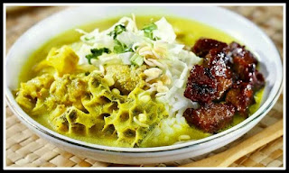 Nasi Becek Makanan Tradisional Dari Nganjuk, Jawa Timur