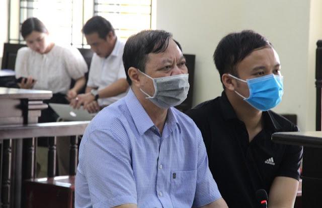Cựu đại tá Công an Nguyễn Chí Phương lãnh án dưới khung hình phạt